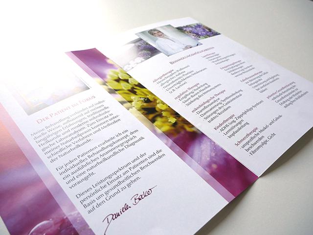 Verwendetes Papier: 250 g/m² Bilderdruckpapier, matt