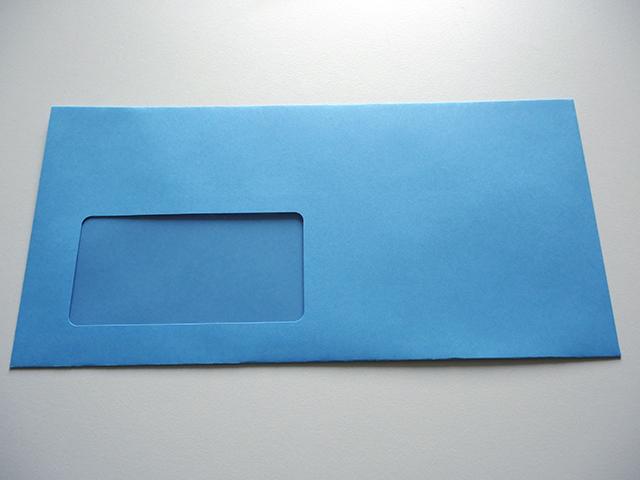 Individuelle Briefumschläge für ein Mailing